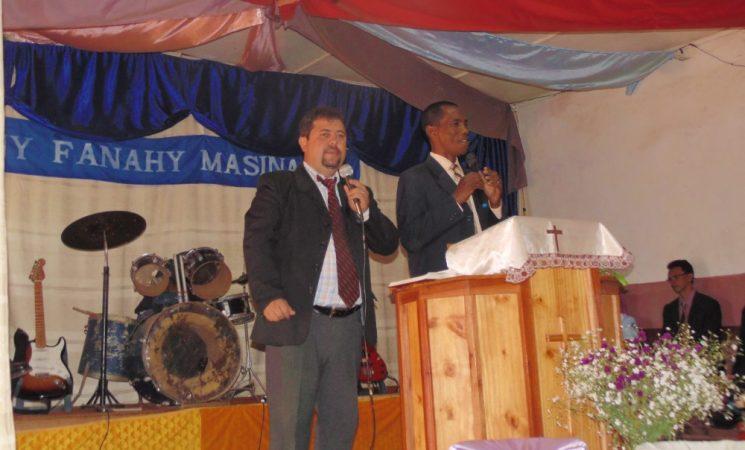 Edificare Bisericilor și încurajarea lor