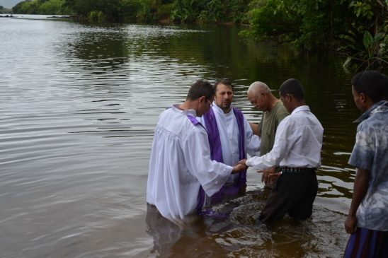 Evanghelizari JUNGLA MANAKARA