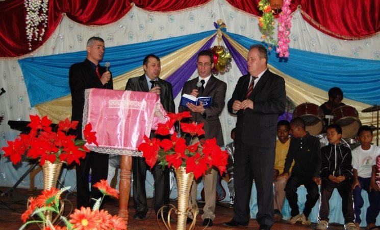 Vizite in Bisericile penticostale de aici si incurajarea lor