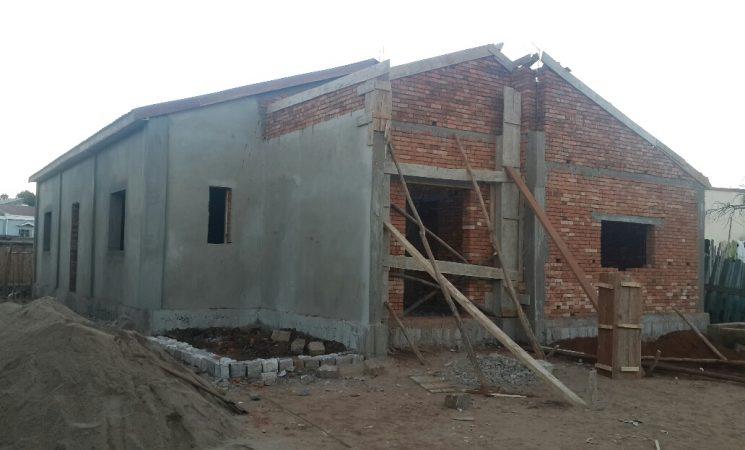 Încântarea unui lucru bine făcut! - Construcție Biserică Ambohimena
