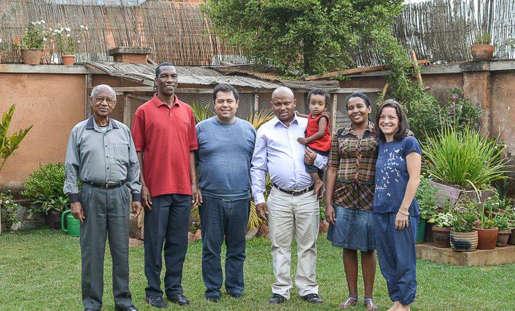Întâlnire cu pastorul Haja - Secretarul General al Bisericilor Assemblée de Dieu Madagascar