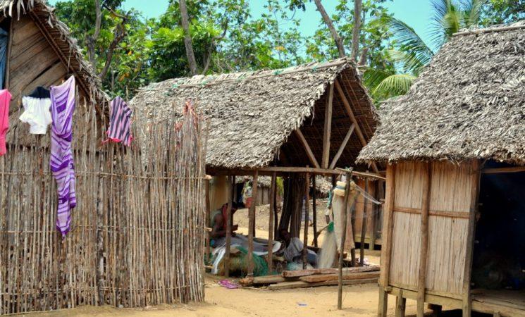 Evanghelizare în junglă - azi despre satul Andotsy