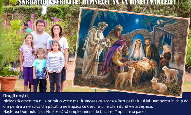 Gânduri de recunoștință și mulțumire din Madagascar - familia Șaitiș