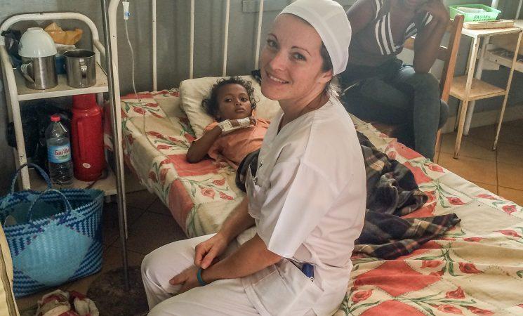 Bucuria de a sluji oamenilor și copiilor bolnavi din Madagascar
