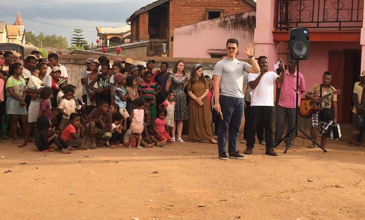 Biruința în parteneriat - acasă și în Madagascar
