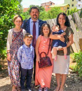 Familia Șaitiș în Madagascar