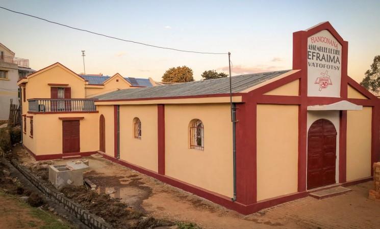 Știri săptămânale...și idei ale Duhului Sfânt în Madagascar - Familia Șaitiș Marcel și Ioana