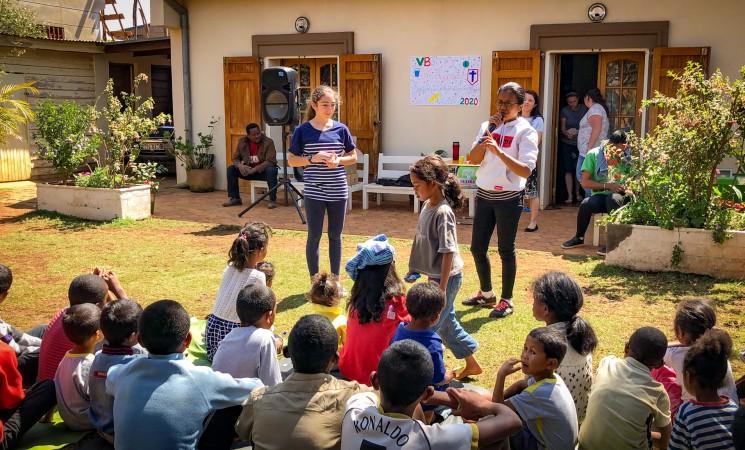 Alessia: gândurile unui copil misionar din Madagascar în vreme de Covid-19